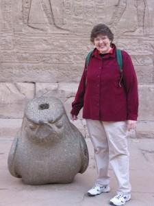 Irene in Egypt