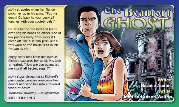 Beaufort Ghost splash page