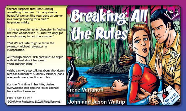 Breaking all the Rules splash